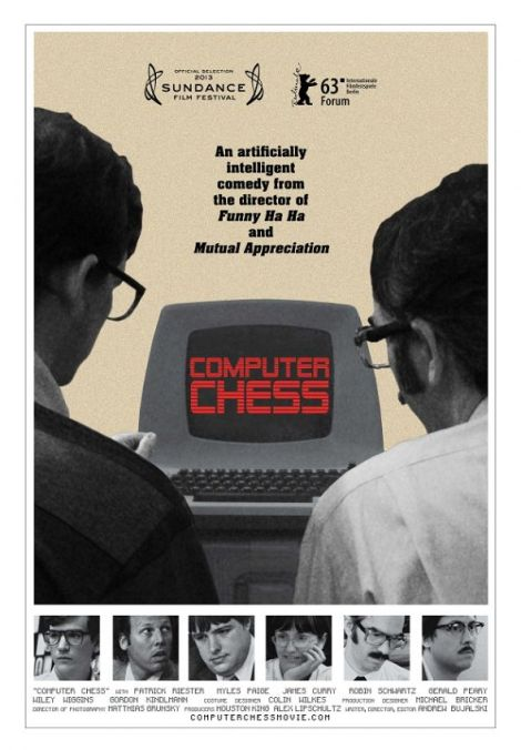 Computer Chess (2013) by Andrew Bujalski