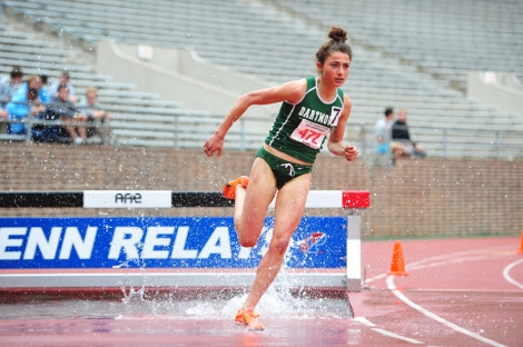 Alexi Pappas Running