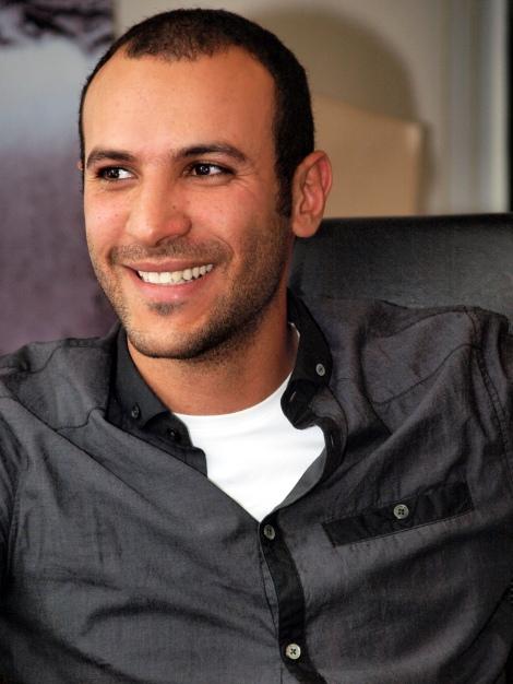Mohamed Diab, the San Francisco Film Society's fall 2013 Artist in Residence.