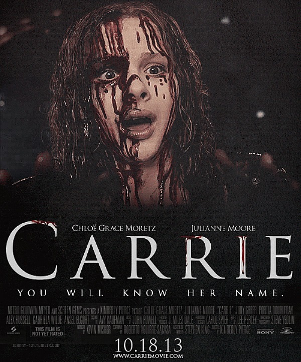 Carrie (2013) Film Review | CineMalin: Film Commentary and