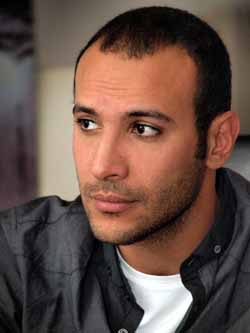 Mohamed Diab, the San Francisco Film Society's fall 2013 Artist in Residence.