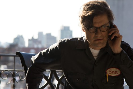 James Urbaniak as Simon Grim in NED RIFLE, directed by Hal Hartley